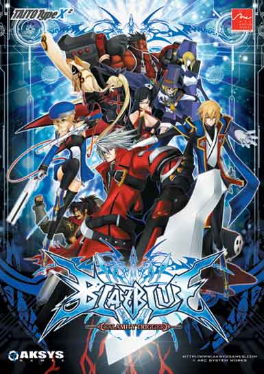 The BlazBlue roster